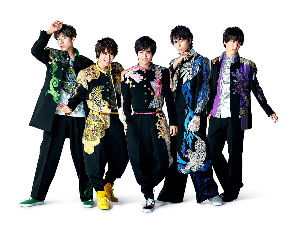 情報BUZZBUZZ  に BOYS AND MEN 生出演